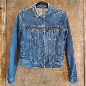 American Eagle Womens Small Jean Jacket